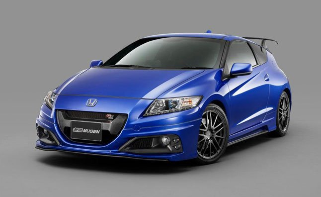 Last Month Mugen Teased Us With Its Upcoming Honda Cr Z Rz Model That Will Be Limited To Just 300 Vehicles Now The Anese Tuner Has Pulled Covers