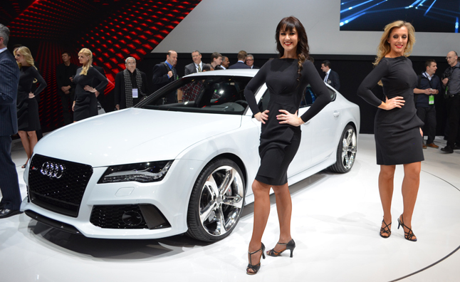 2014 Audi Rs7 Sportback Hits 60 Mph In Under 4 Seconds Autoguide