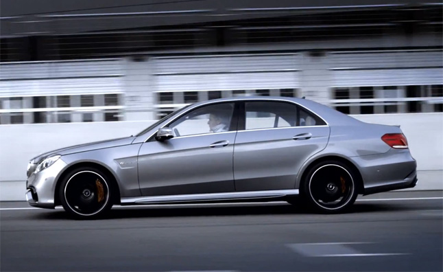 The Redesigned 2014 Mercedes Benz E63 AMG Made Its Debut At The 2013  Detroit Auto Show, Boasting 585 Hp And 590 Lb Ft Of Torque In S Model Trim.