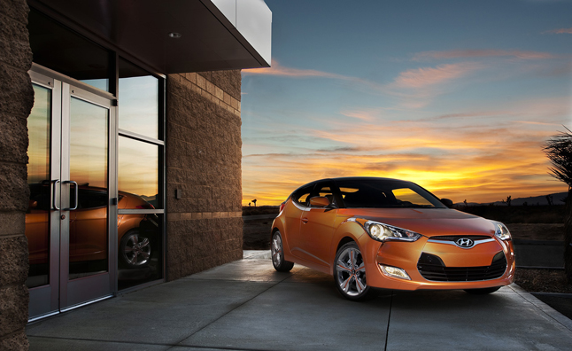 2012 Hyundai Veloster Recalled for Shattering Sunroof    Again