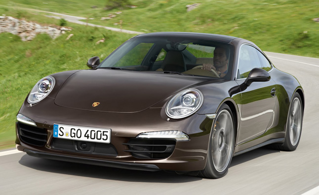 Porsche 911 Carrera Recalled For Cracking Exhaust Pipe Autoguide