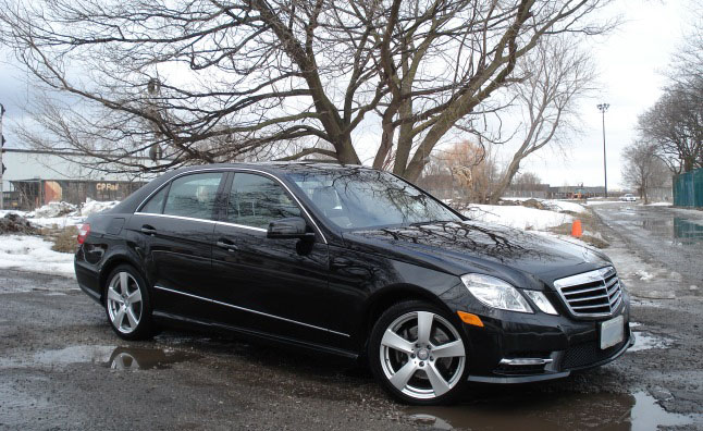 Five Point Inspection: 2013 Mercedes Benz E Class