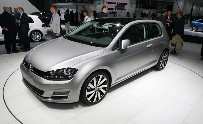Volkswagen Golf Named 2013 European Car Of The Year Autoguide Com News