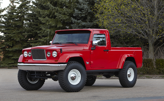 The Next Generation Jeep Wrangler Is Already Rumored To Be Adopting A  Diesel Engine, And It Seems If Jeep President Mike Manley Has His Way, A  Pickup ...