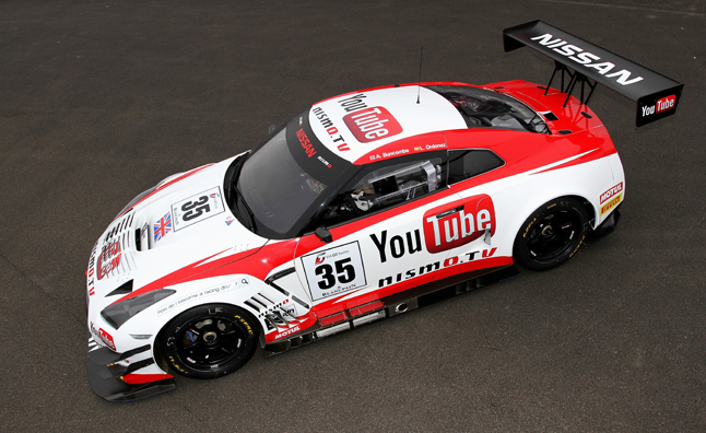 Nissan nismo youtube channel