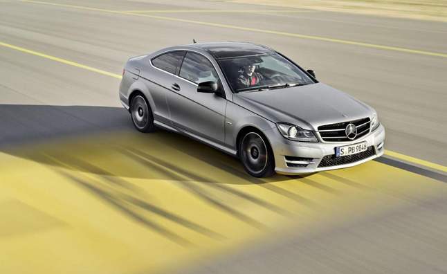 When The Next Generation Mercedes Benz C Cl Coupe Surfaces In 2016 German Automaker Will Reportedly Revive Its Clk Moniker For Sporty Two Door