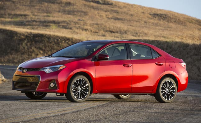 2014 Toyota Corolla Revealed With Surprising New Look  AutoGuide