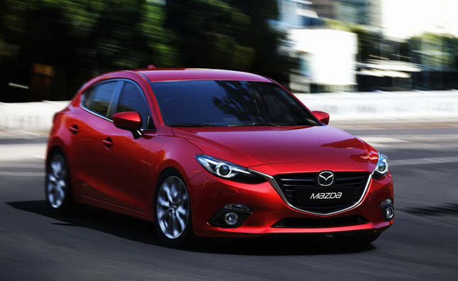 2014 Mazda3 Revealed With More Space, Style & Speed » AutoGuide.com News