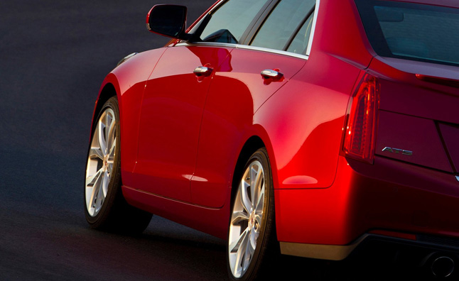 Cadillac XTS, ATS, Chevrolet Impala Recalled for Brake Light