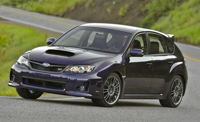 2014 Subaru WRX, WRX STI Pricing Announced » AutoGuide.com News