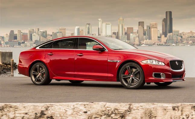 Jaguar Announced A Mild Price Hike To Most Of Its Flagship XJ Sedan Line  For The 2014 Model Year.