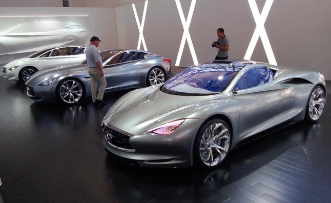 Nissan Infiniti Concept Cars Preview The Future 360 Autoguide News