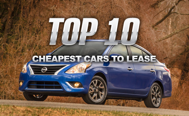 Cheap Car Leasing >> Top 10 Cheapest Cars To Lease Autoguide Com