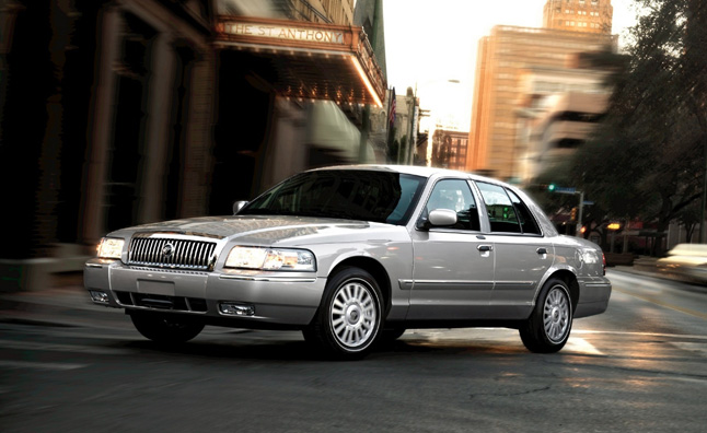 Ford Is Recalling About 370 000 Of Its Crown Victoria Mercury Grand Marquis And Lincoln Town Car Full Size Sedans