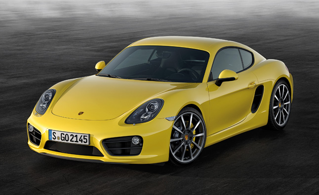 2015 Porsche Cayman Boxster Gts To Have 370 Hp Autoguide News