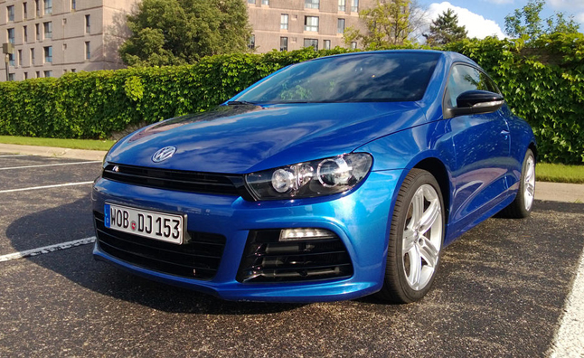 New Vw Scirocco To Bow In 2017 Us Sale Under Consideration