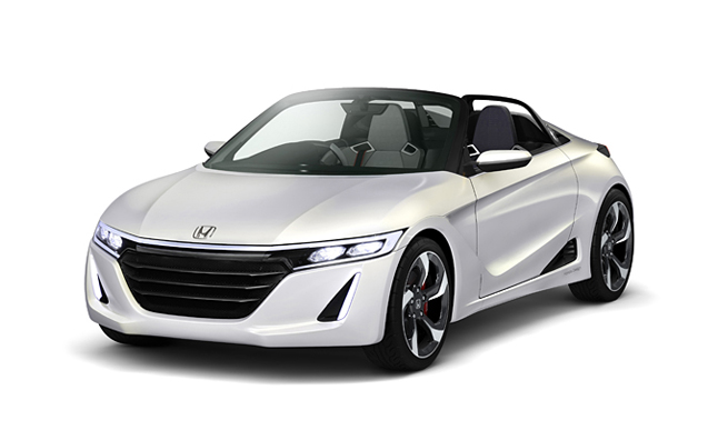 Honda Is Putting A Big Emphasis On Small Vehicles At This Years Tokyo Motor Show The Company Just Announced Plans For Its Booth And Product List