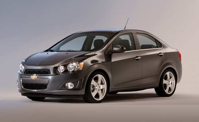 Small Cars Chevrolet Sonic