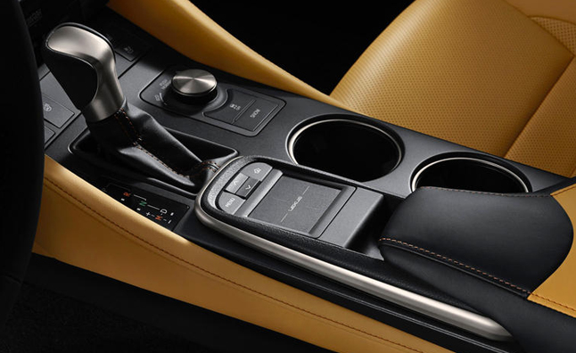 Lexus Rolled Out Its New Rc Coupe At The Tokyo Auto Show Featuring Touchpad Controls For Infotainment System And Brand Has Released A Video
