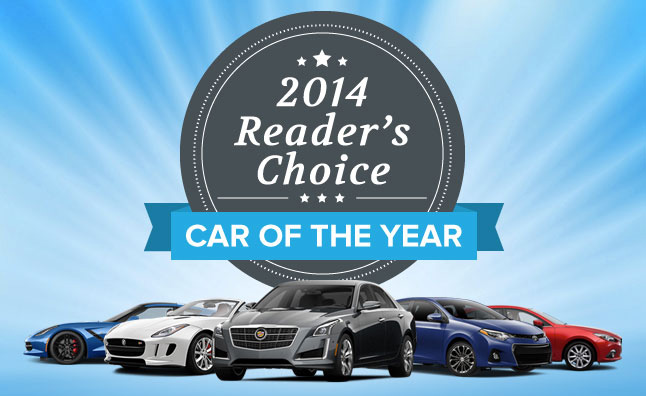 readers choice car of the year