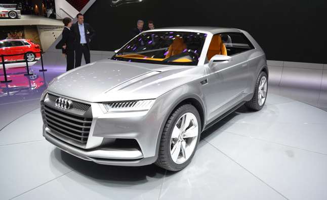 Recent Audi Trademark Filings And Lications Reveal The Potential Future Lineup Of Automaker S Crossover Suv Models