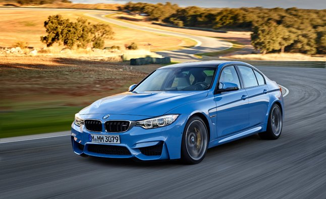BMW M M Things You Need To Know AutoGuidecom News - 2015 bmw m3 sedan price