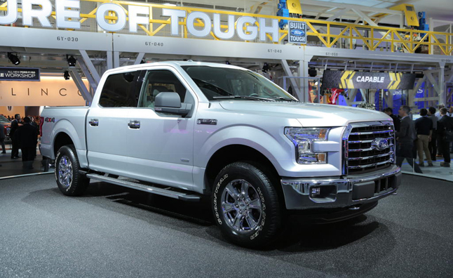 Ford S New Aluminum Body F 150 Brought Along 700 Lbs In Weight Savings But It Seems Like The Truck Is Also Bringing A Set Of Challenges For Insurance