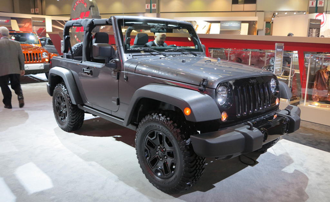 Next Gen Jeep Wrangler Diesel Under Consideration Autoguide Com News