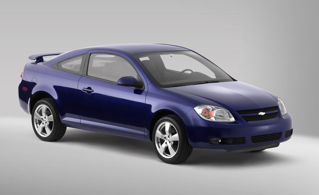 General Motors Conducted A Recall For The Chevy Cobalt And Pontiac G6 Just Last Week Despite Knowing About Issue With Cars Way Back In 2004