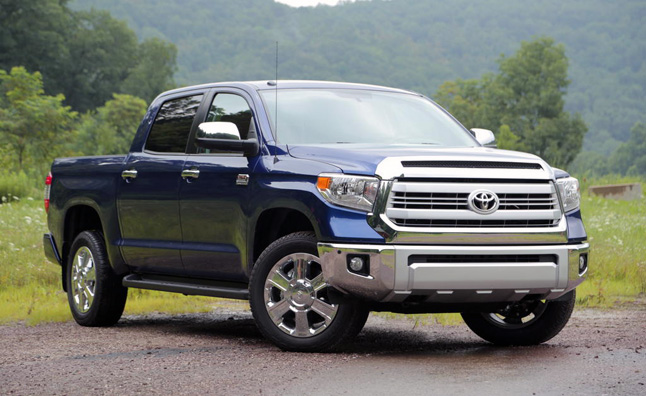 2016 Toyota Tundra Diesel >> 2016 Toyota Tundra To Come With Cummins Diesel Autoguide Com News