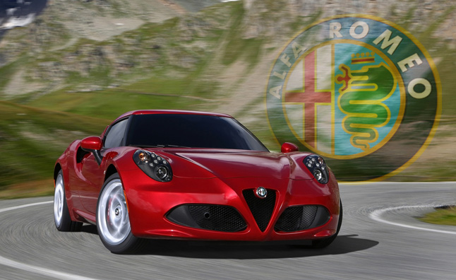 luxury car brands alfa romeo  Alfa Romeo Coming to a US Dealer (Not) Near You » AutoGuide.com News