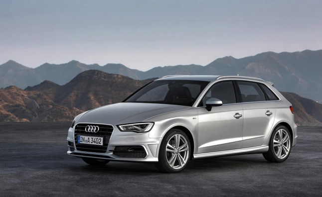 Audi A Hatchback Under Consideration For Canada AutoGuidecom News - Audi a3 wagon