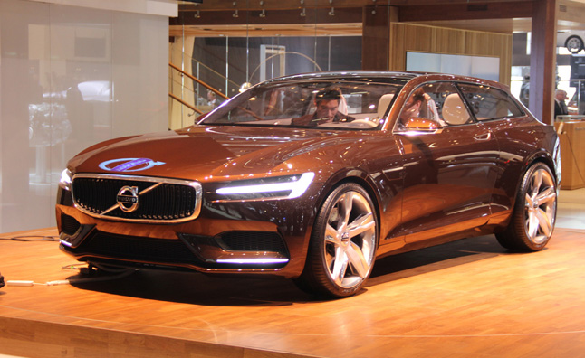 Volvo Concept Estate Proves Wagons Can Be Sexy Autoguide News