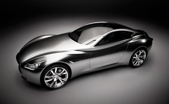 Infiniti Flagship Sedan To Sport 700 Hp Hybrid Train Autoguide News