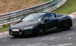 2016 Audi R8 Spotted in the Wild, Dressed to Kill
