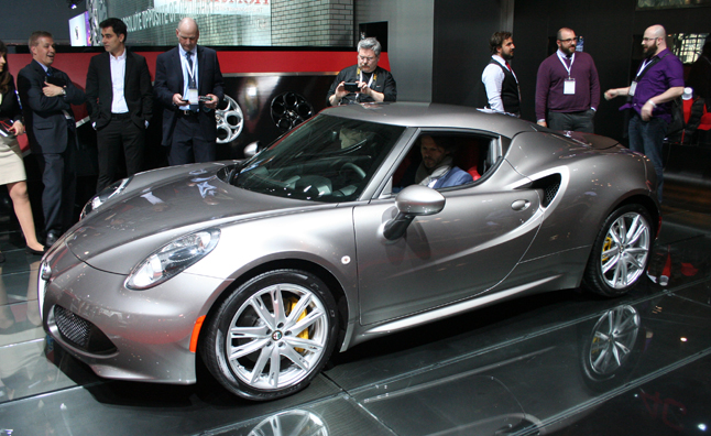 Alfa Romeo Says Buongiorno To US With C AutoGuidecom News - New alfa romeo for sale