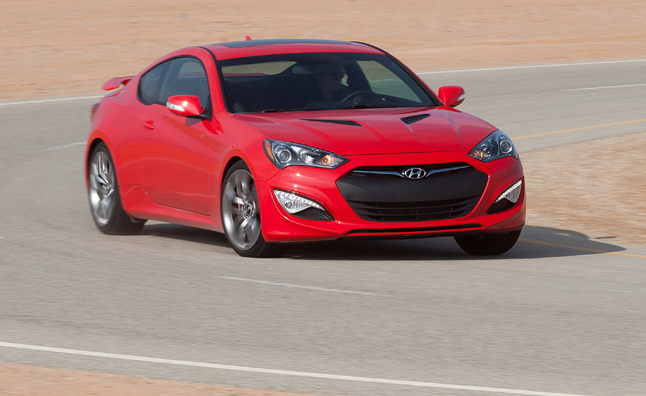 In A Surprising Product Move, Hyundai Has Announced It Is Dropping The 2.0 Liter  Turbo Four Cylinder Engine Option From The Genesis Coupe, Leaving The Car  ...