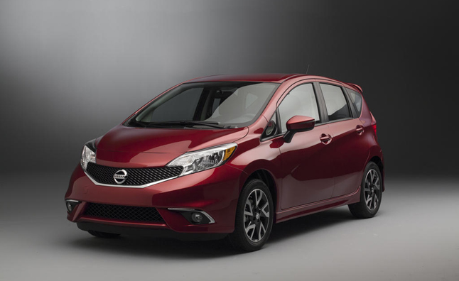 Nissan Is Packing Some More Standard Content Into The Versa Note For 2015,  Which Is Bringing The Price Up By About $200.
