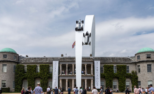 Watch The Goodwood Festival Of Speed Live Streaming Saturday June