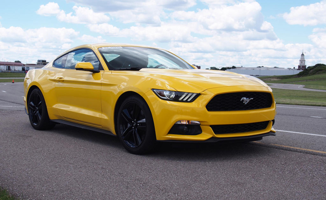 2015 Ford Mustang Performance Pack Detailed Autoguide Com News