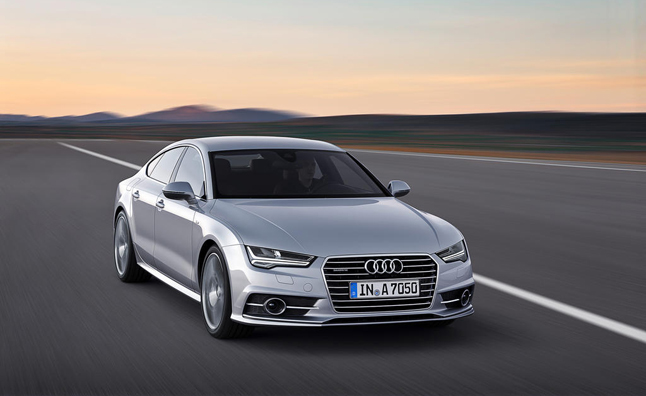 Audi Piloted Driving >> Audi A7 To Demonstrate Piloted Driving On Florida Freeway