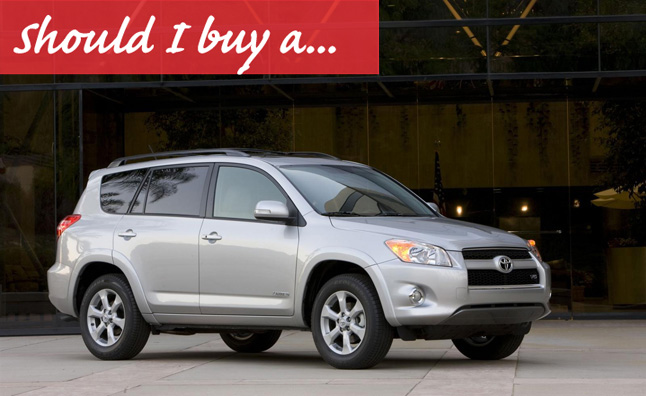 Should I buy a Used Toyota RAV4? » AutoGuide com News