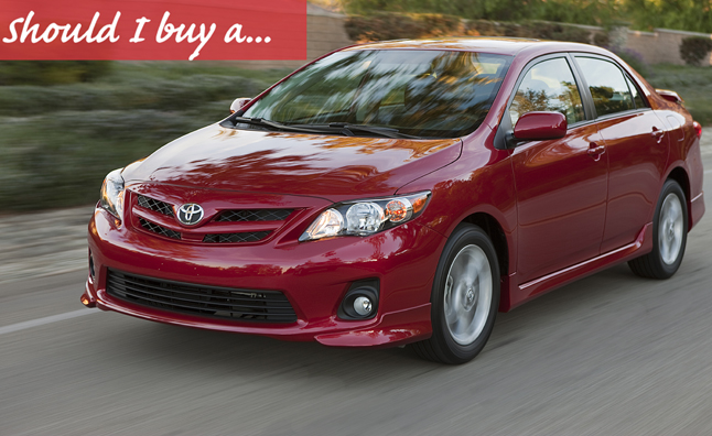 should i buy a used toyota corolla? » autoguide news