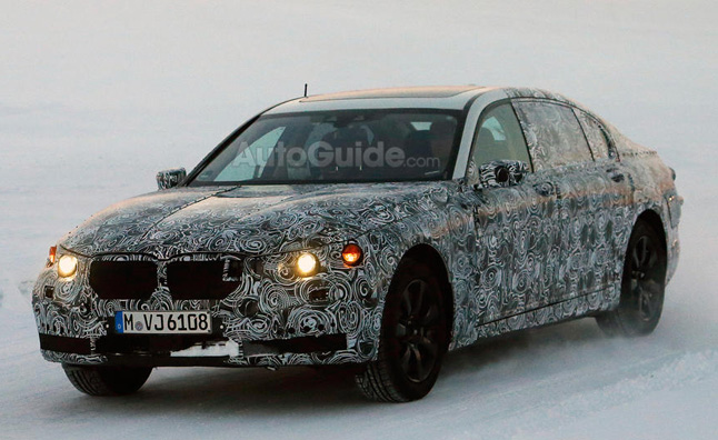 BMW M7 in the Works » AutoGuide.com News