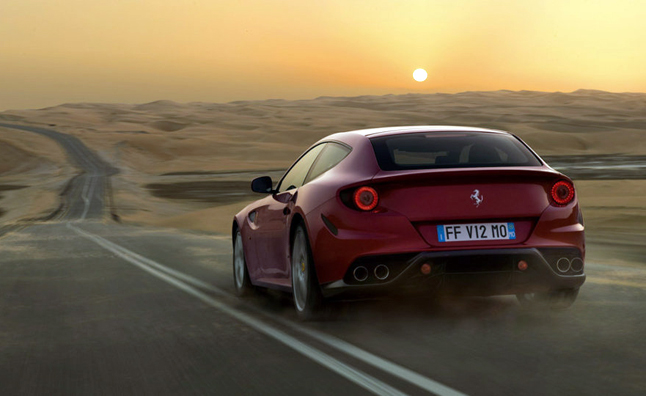 2016 ferrari ff getting mid-cycle refresh with turbo v8 » autoguide
