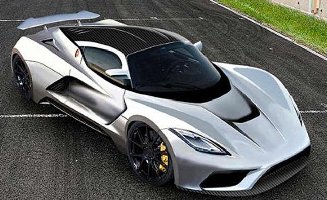 Hennessey Venom F5 Aiming for 290 MPH Top Speed » AutoGuide.com News