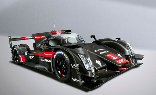 Audi R Rumored For Production With HP Hybrid Powertrain - Audi r10