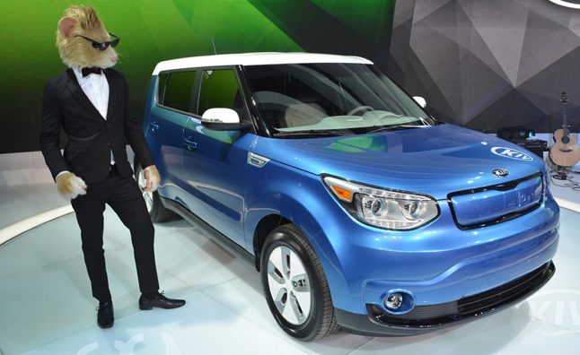 Delightful Kia Is The Latest Automaker To Put An All Electric Vehicle Up For Sale,  With The New 2015 Soul EV Receiving A $33,700 Base Price Tag Not Including  ...