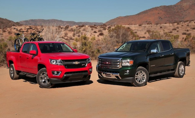 Gm Is Already Planning Special Editions Of Its Colorado And Canyon Midsize Pickup Truck Siblings
