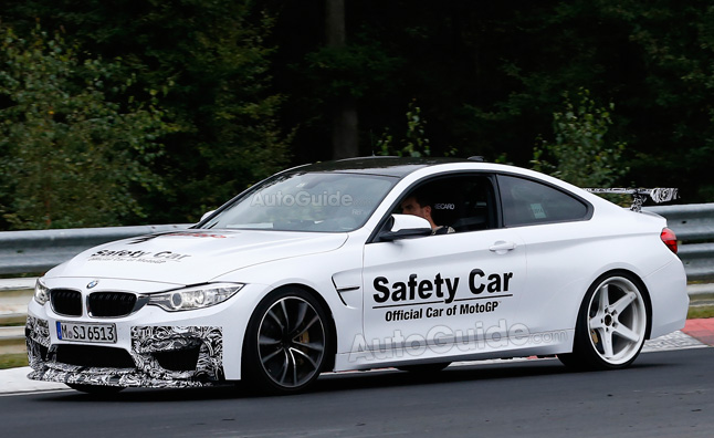 Bmw M4 Gts Spied Testing At The Race Track Autoguide News